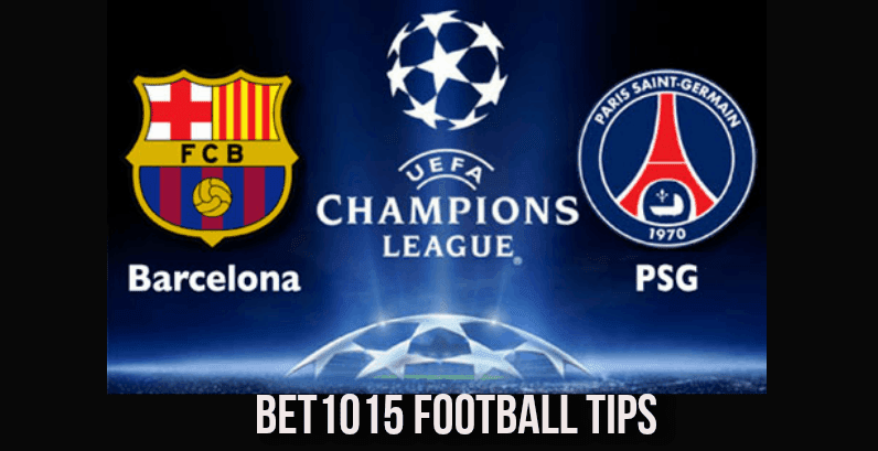 Barcelona vs Paris Saint Germain prediction
