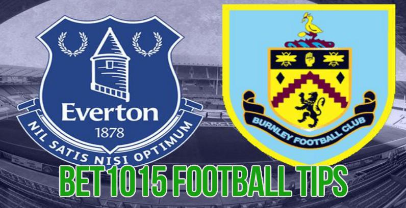 Everton v Burnley prediction