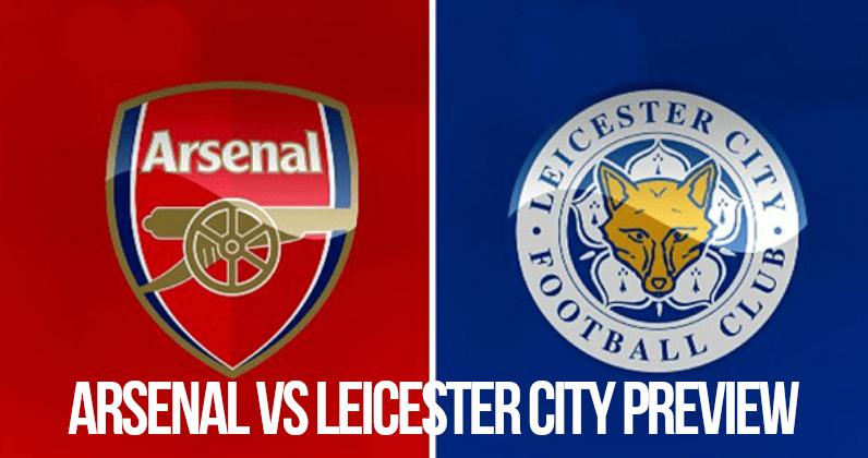 Arsenal v Leicester Preview & Correct Score Tips - 07/07/2020