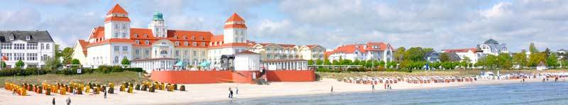 Rugen beach and spa hotels