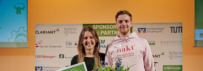 nakt gewinnt 1. Platz bei PlanB Gründerwettbewerb