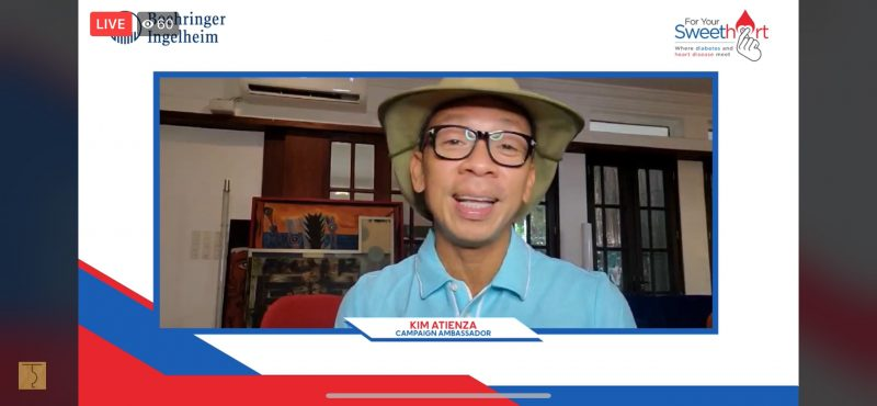 Healthy Heart At Home - For Your SweetHeart - Kuya Kim Atienza