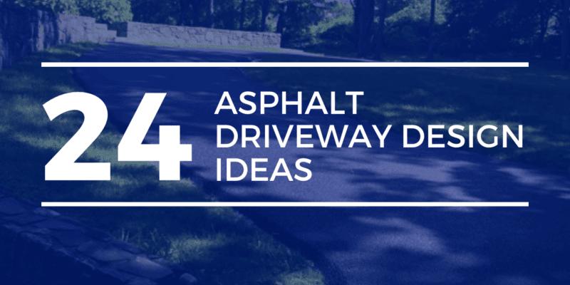Limitless Golden Construction - 24 asphalt driveway design ideas