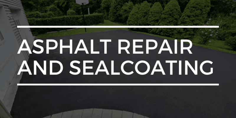 Limitless Golden Construction-Asphalt Repair Sealcoating