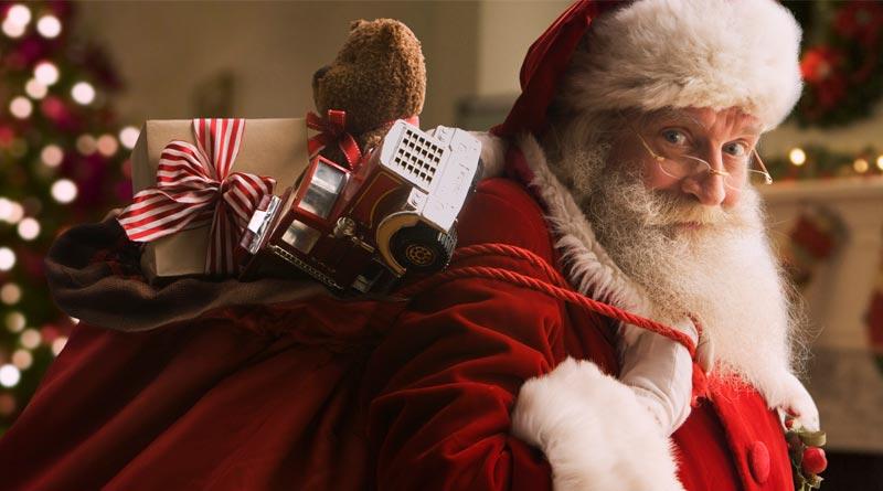 Santa's sleigh and reindeers stollen in France