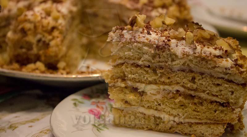 "Cake ""Madonna"" is yummy"