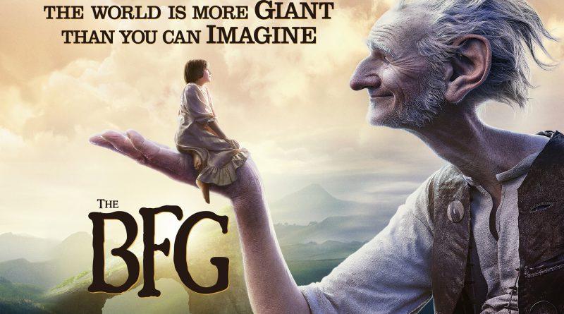 The BFG wallpaper 2016