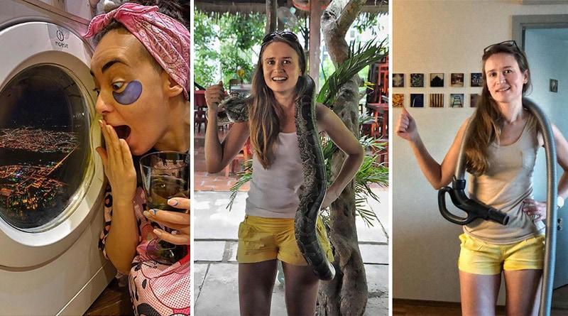 10 ways to have unforgettable travel around the world at home