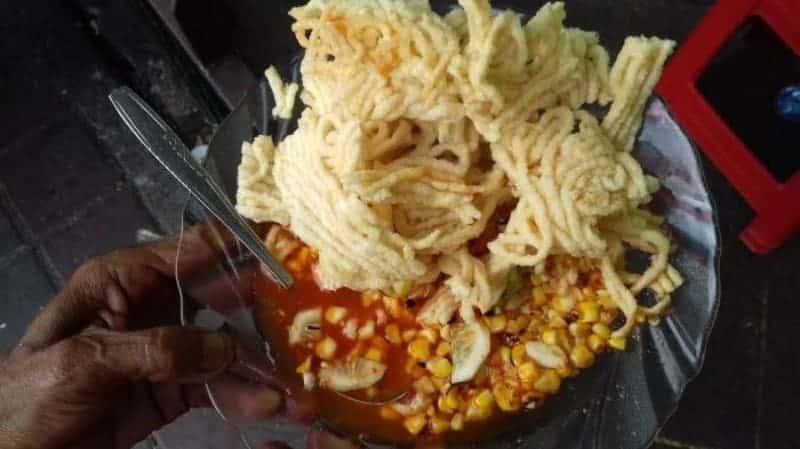 wisata kuliner asinan jagung bakar