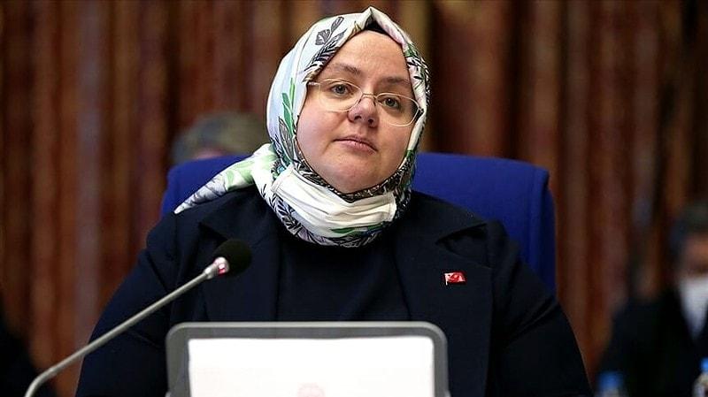 Aile Bakanı Zehra Zümrüt