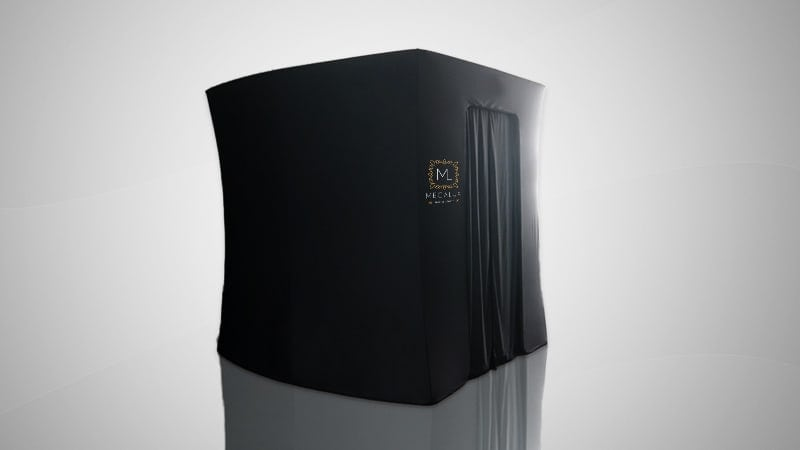 Megalux Photo Booth Rental Exo Booth
