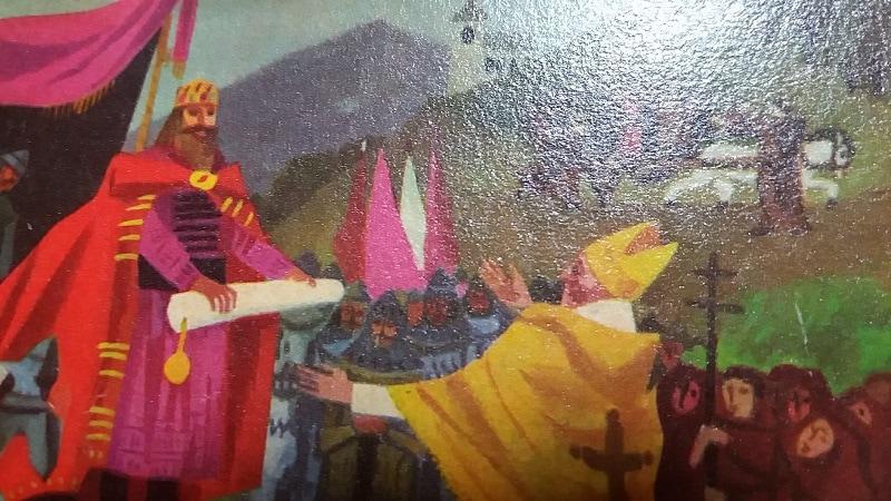 Történelmi fejtörő V. István király Minden Nap Alap