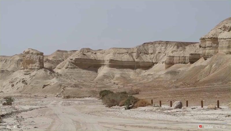 Dag 4 - Sodom & Dode zee