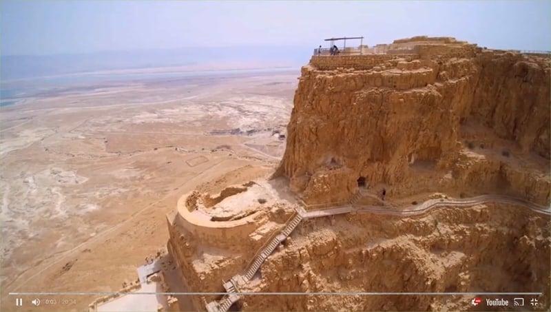 Dag 5 – Masada
