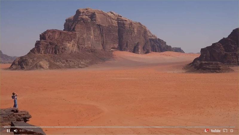 Dag 6 – Wadi Rum