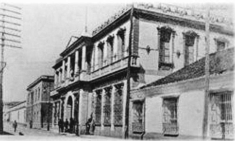 Palacio Presidencial 1896