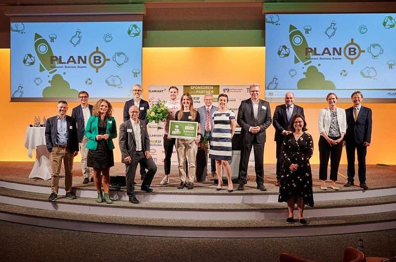 nakt gewinnt 1. Platz bei PlanB Gründerwettbewerb für nachhaltige Zukunft