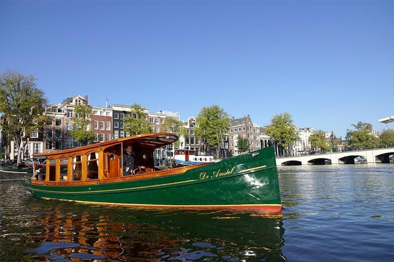 Salonboot De Amstel 1
