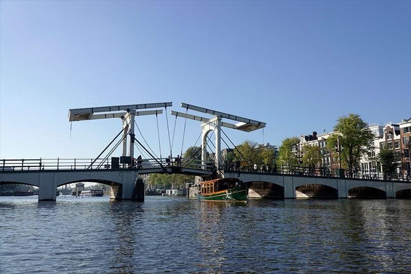 Salonboot De Amstel 6
