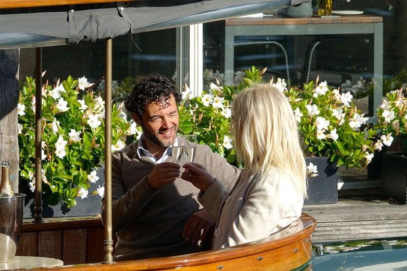 Salonboot De Amstel 5