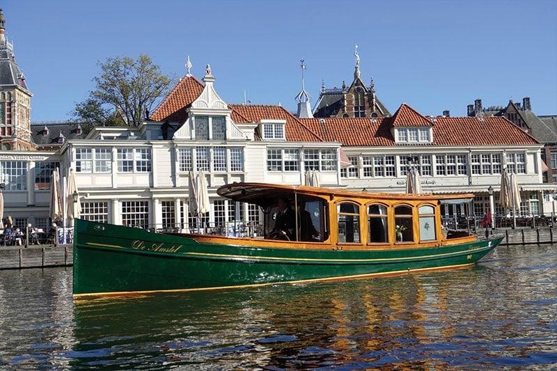 Salonboot De Amstel 3