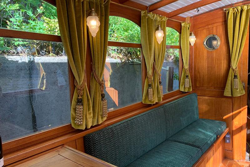 Salonboot De Amstel 2