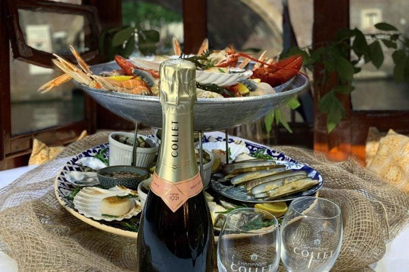 Champagne Salonboot Delphine