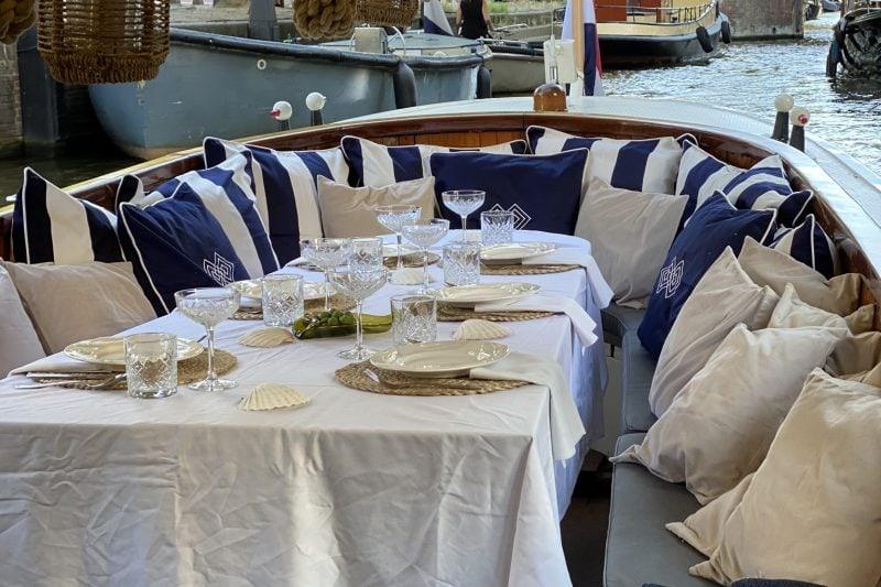 Dinner cruise Amsterdam