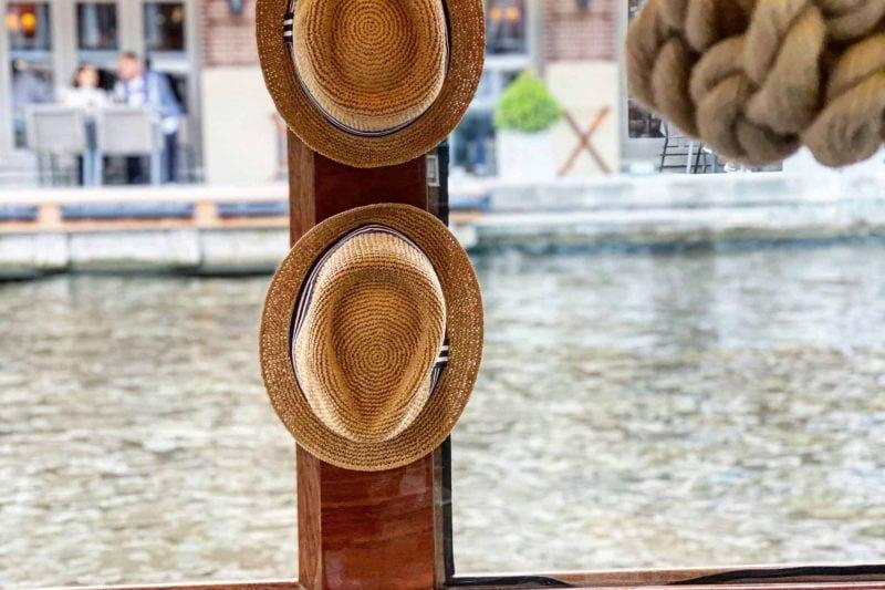 Interiorstyling Gentleman's Launchboat Amsterdam
