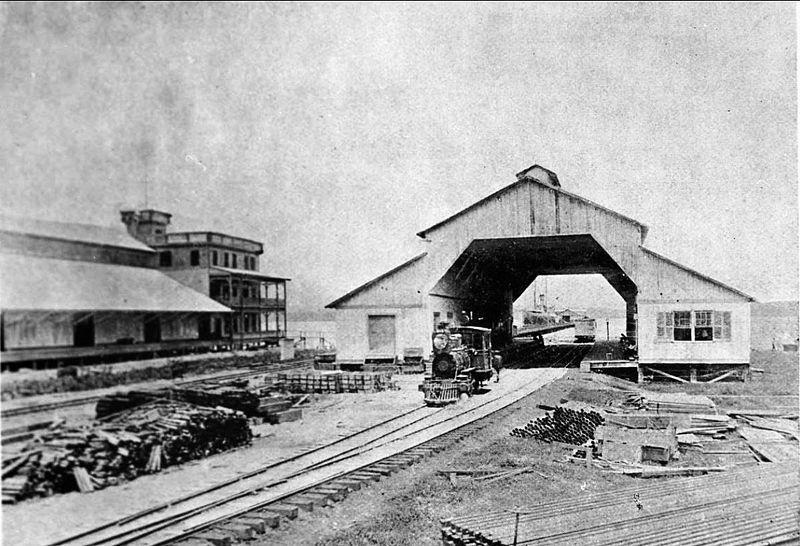 Estación de Puerto Barrios 2