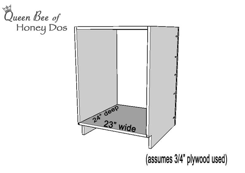 cabinet box construction