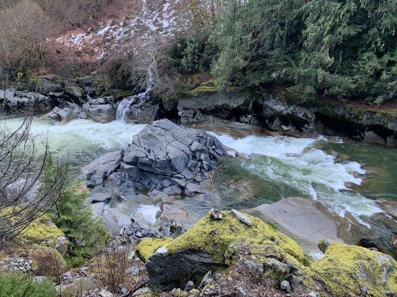 Elaho River Squamish BC