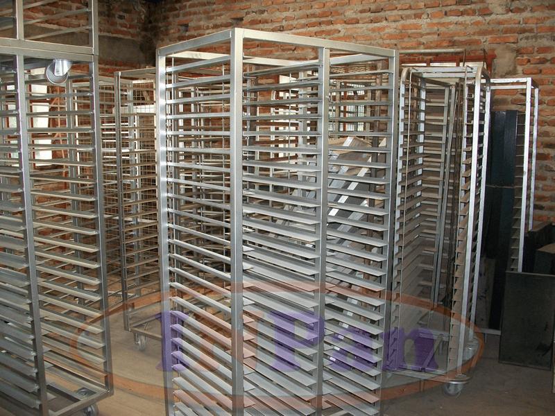 Zorras hornos rotativos Inpan