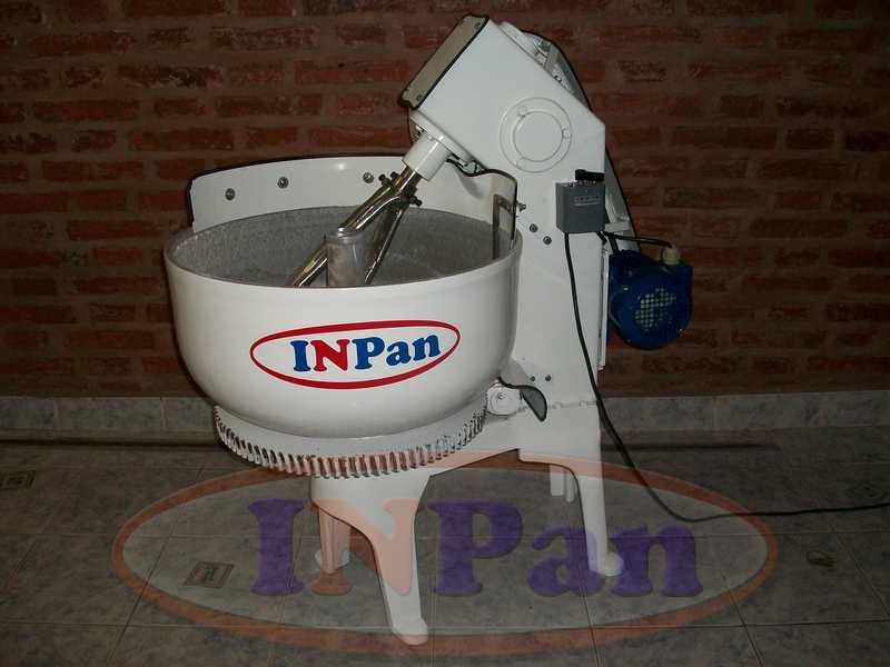 Amasadora 35 kg Inpan 2