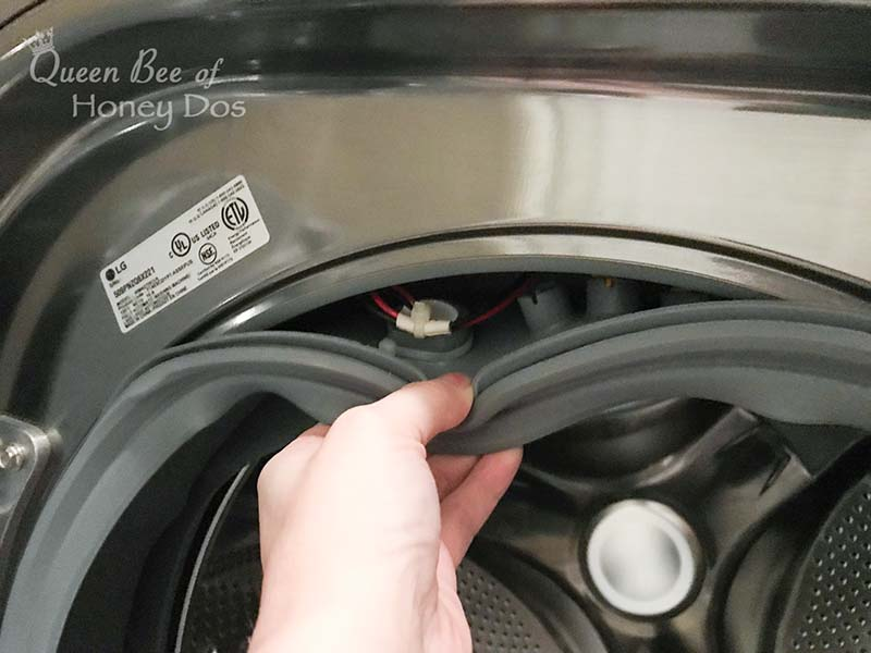 Why Your Washing Machine Smells!