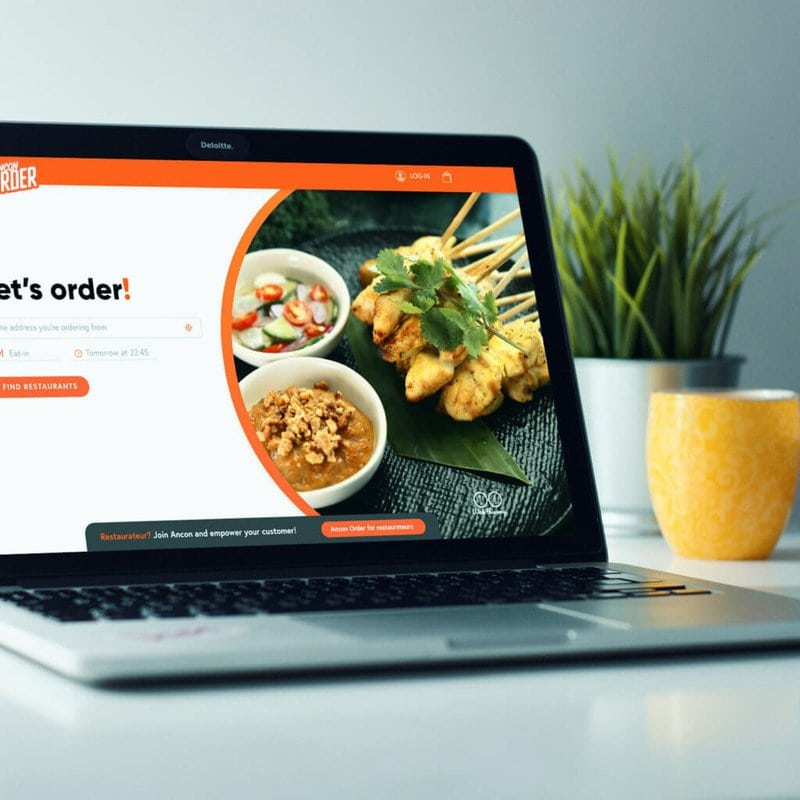 Ancon Order Web