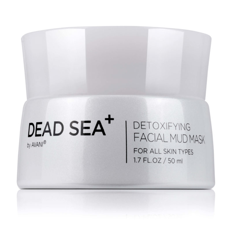 Dead sea+ detoxifying facial mud mask