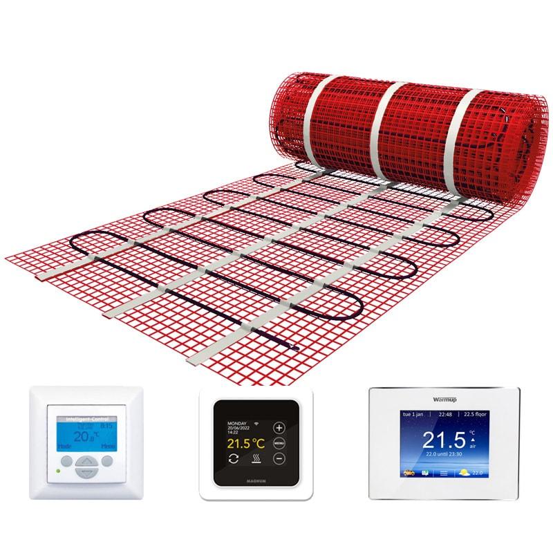 Elektrische vloerverwarming-mat 150watt