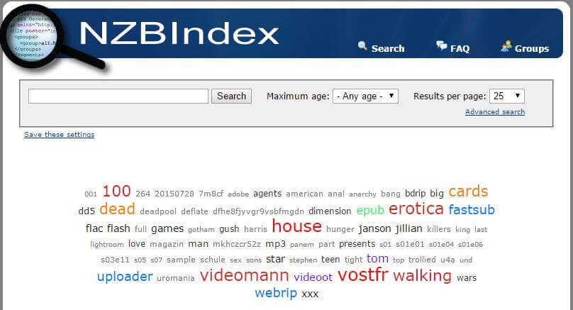nzbindex-webseite
