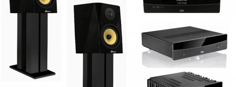 YBA Génésis PR5A – A6A & CD4 – DAVIS Acoustics Nikita 3.0