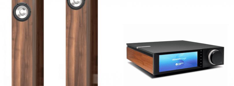 « Tout-en-un » Cambridge EVO 150 – Enceintes Recital Audio Define hefa