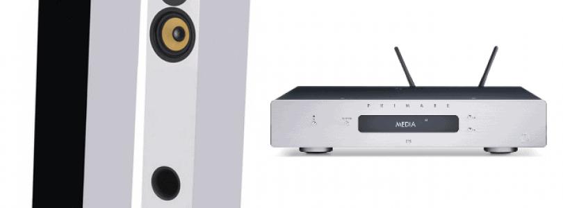 Amplificateur – lecteur réseau – Dac Primare I15 Prisma – Davis Courbet N°4