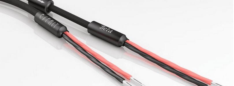 ESPRIT Beta 8G – câbles haut-parleurs