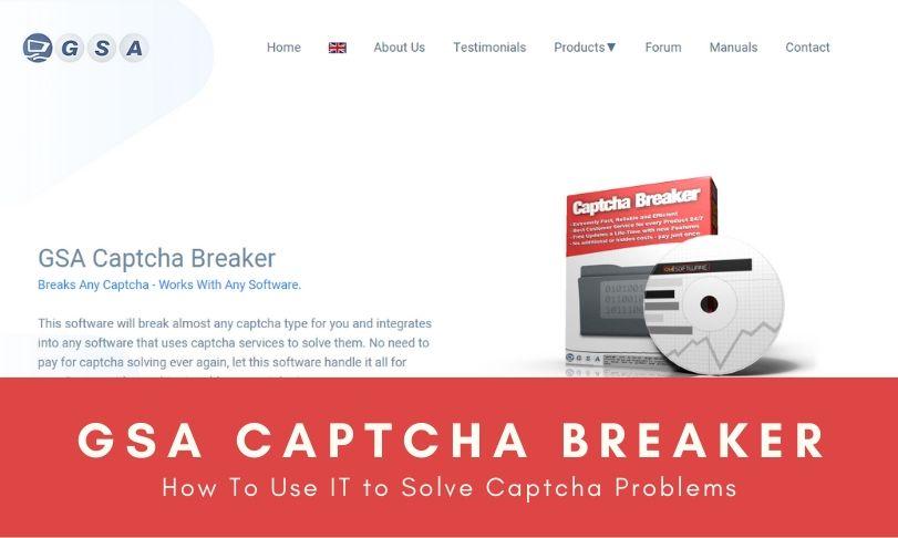 GSA Captcha Breaker