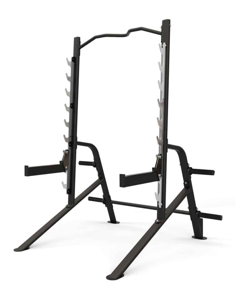Squat Rack, Black