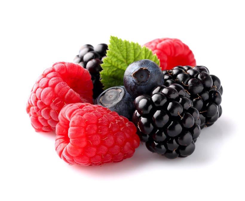 fruity perfume category