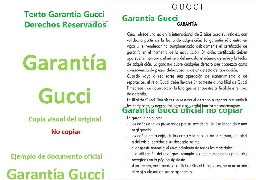 garantia-gucci
