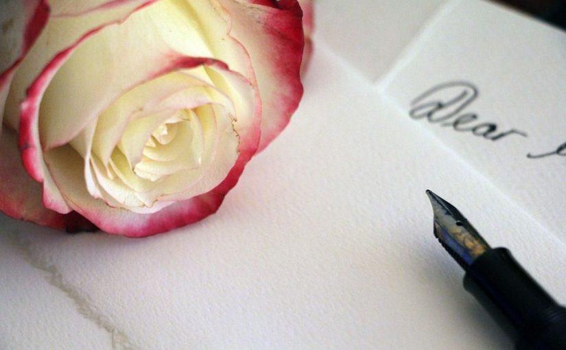Love Note Day - Tag des Liebesbriefchen