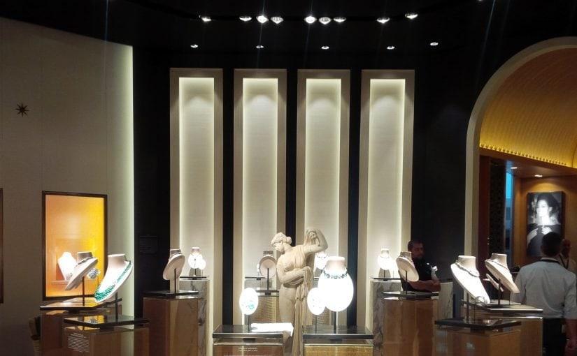 Bvlgari Stores Worldwide