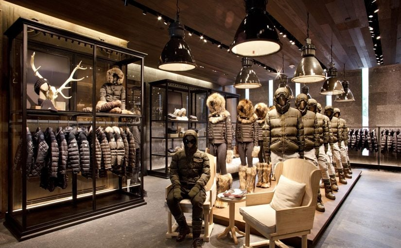 Moncler Stores Worldwide